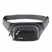 Freeknight Tas Selempang Pria Casual Model Waist Sport Sling Bag TS211 - Hitam