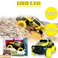 RC Mini Car - Mainan Mobil Remote control - free batrai