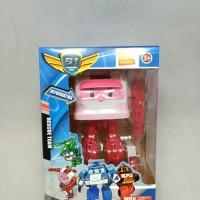 Mainan Anak Rescue Team Robocar Poli Transform Amber 9009B DP