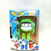 Mainan Anak Rescue Team Robocar Poli Heli Transform 9009D DP