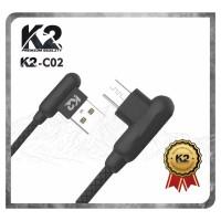 [GROSIR] Kabel Data T BONE Gaming MICRO USB K2 PREMIUM QUALITY Fast