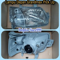 Lampu Depan/Headlamp Grandmax Pick UP / Box / Minibus - Harga Satuan