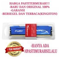 TERBARU! MEMORI RAM PC DDR3 8GB HYPERX 1600MHZ PC3 12800