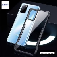 SAMSUNG A11 M11 SOFT CASE CLEAR ARMOR SHOCKPROOF