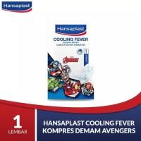 Hansaplast Cooling Fever Avenger Frozen