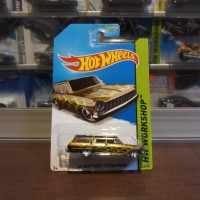 Hot Wheels 64 Chevy Nova Station Wagon