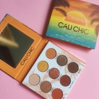BEAUTY CREATIONS EYESHADOW PALLETE AUTHENTIC - Cali chic