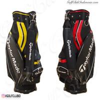 Tas Golf / Golf Bag TaylorMade / Bag Golf - Merah