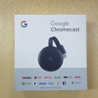 Google ChromeCast 3nd Generation Anycast dongle Wireless G12