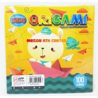 Kertas Lipat Origami SIDU Sinar Dunia 16X16 100 Lembar
