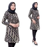 Tunik Batik Fashion Wanita Terbaru