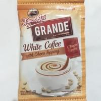 Kapal Api Grande White Coffee (1 Renteng Isi 10 Sachet)