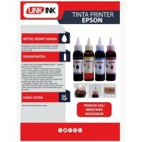 Tinta Printer inkjet Link INK 100ml Support All type L Epson