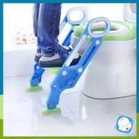 Baby Potty Chair Seat Toilet Training Pispot Anak Bayi - green