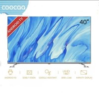 Coocaa 40S6G Smart TV Digital [40 Inch/Android 9.0 pie]