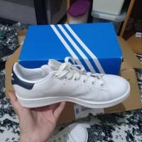 Adidas Stan Smith Original White Navy BNIB 37.5 UK 4.5 US 5