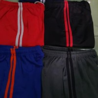 xvf157 Training anak SD celana anak celana olahraga seragam sekolah J