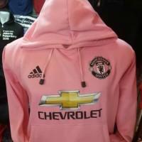 GF Jaket Hoodie Jumper Sweater Distro MU Manchester United Away