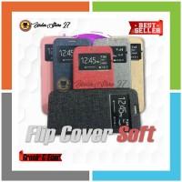 FH058 Flip Cover Soft UME iPhone Meizu Asus 4 5 6 7 M2 M3 M3s Zenfone