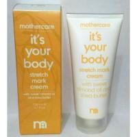 Mothercare stretch mark cream original