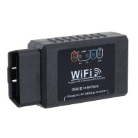 ELM327 WiFi OBD2 Car Diagnostic Scanner Support IPhone IPad