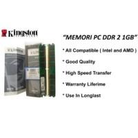ram 1gb ddr 2 memory komputer ram 1 gb ddr 2 6400 kingstone baru 100