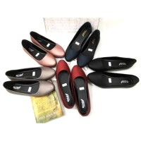 NILDA collection - FLATSHOES NEW MIRA POLOS INSOLE KARET