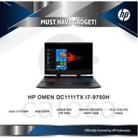 "HP Omen 15- dc1111TX i7-9750H 8GB GTX 1660Ti 6GB 256GB 15.6"" FHD 144Hz"