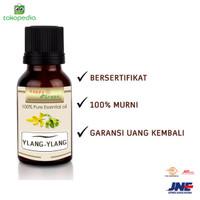 Happy Green Ylang Ylang Essential Oil - 30ml Minyak Bunga Ylang 100%