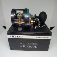 REEL OH AJIKING ROME JIGGING ARJ-300L