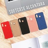 SOFTCASE ALCANTARA SAMSUNG S10 LITE