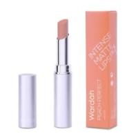 JOLABEAUTY -Wardah Intense Matte Lipstick 03 Peach Perfect 2.3 g