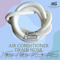 Selang Pembuangan Air drain Ac outdoor 20mm Spiral Flexible 3/4 Putih