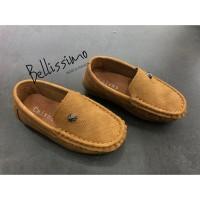 Sepatu Pantofel Anak Laki-laki BSM-3.2 - 26, Hitam