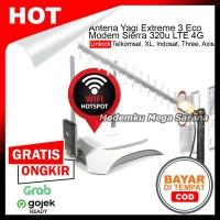 Paket Hotspot TP-LINK TL-MR3420 Modem Sierra 320u Yagi Extreme 3 Eco