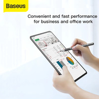 BASEUS 2IN1 STYLUS DIGITAL PEN IPAD HP TABLET TAB NOT APPLE PENCIL