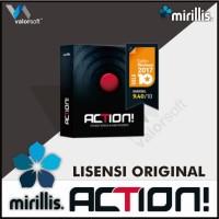 Lisensi Key Mirillis Action ORIGINAL - LIFETIME