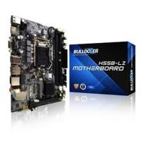 PAKET MOTHERBOARD BULLDOZER H55 + i5-650 LGA 1156 GARANSI 1 THN