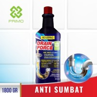 Anti Sumbat PRIMO DRAIN FORCE 1800 gram