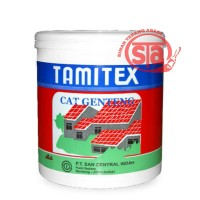 CAT GENTENG TAMITEX 4 KG 862/SUPER WHITE