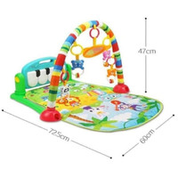 Baby Gym Musical Set Musik 17551 - Playgym Matras Mainan Piano