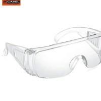 kacamata pengaman safety sport transparan