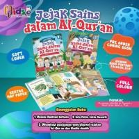 Buku Jejak Sains Dalam Al-Quran (Paket 2 buku )