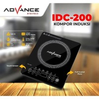 Kompor Induksi Touchscreen Advance Induction Cooker IDC200