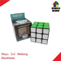 Rubik 3x3 Moyu Meilong Blackbase / MF8841BB