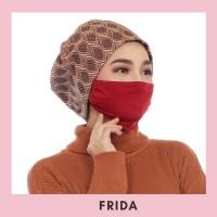 Turban topi beanie - Frida