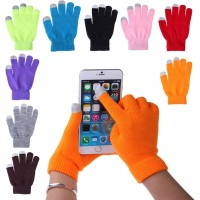 Sarung Tangan gloves touch screen wool Pria Wanita no abal-abal