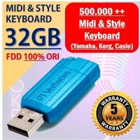 Midi dan Style Keyboard Yamaha TERUPDATE - FREE SOFTWARE