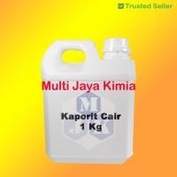 Sodium Hypochlorite / Kaporit Cair 12% 1Kg