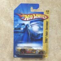 Hot Wheels First Editions Nitro Doorslammer 2007